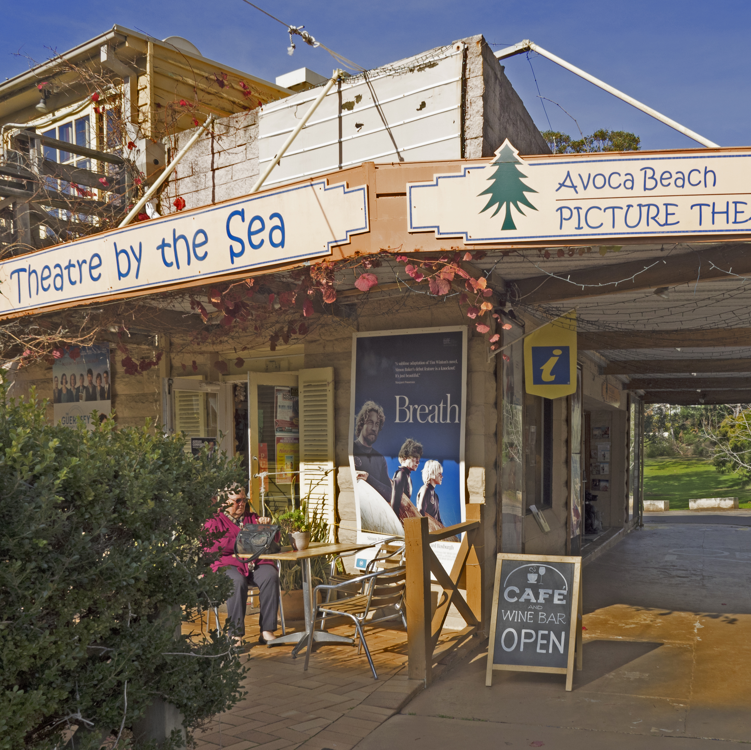Avoca Beach Theatre By The Sea