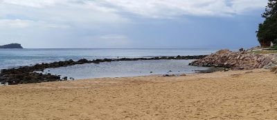 Avoca Beach Rock Pool has been renovaed