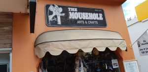 Mousehole is the place to get those special gifts and clothing