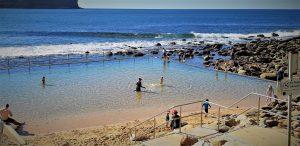 Macmaster Ocean Pool - great for kids.