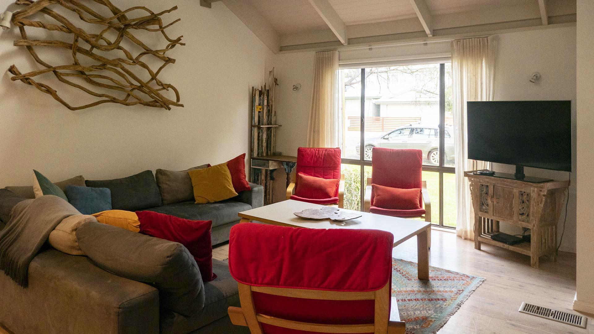 Copa Beachside main Lounge/Tv area