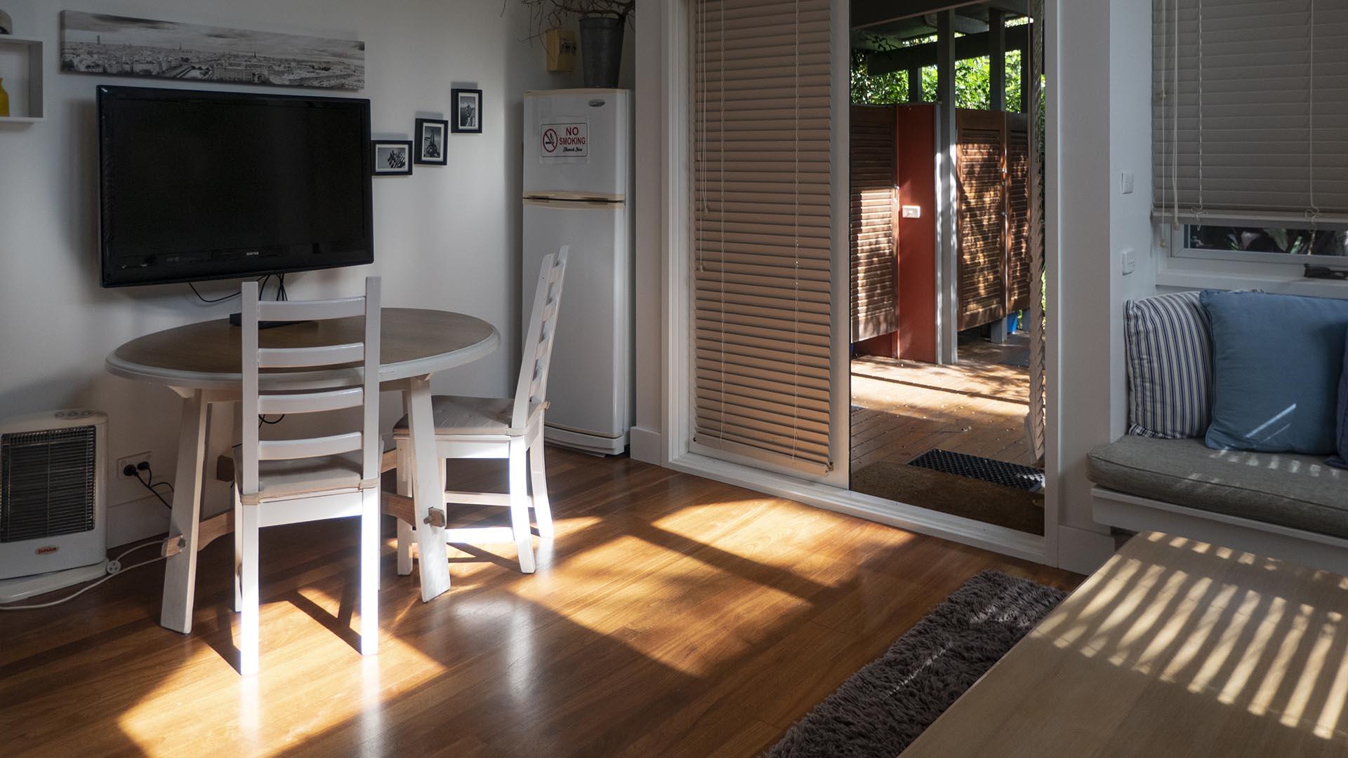 Inside Annex Living Room. Copa Beachside